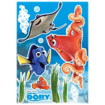 Disney's Findet Dorie Wandtattoo - Dorie und Freunde - Komar Deco-Sticker