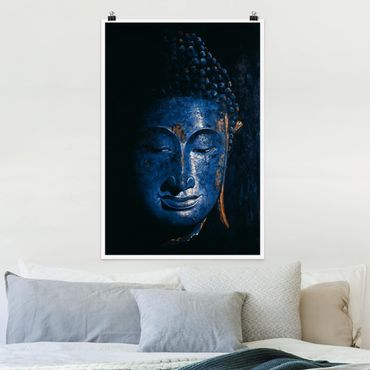 Poster - Delhi Buddha - Hochformat 3:2