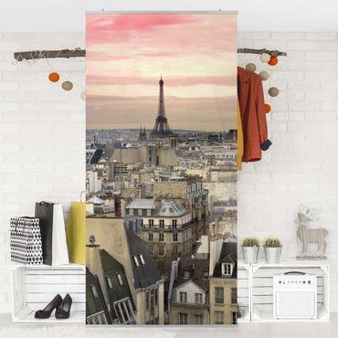 Raumteiler - Paris hautnah 250x120cm