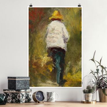 Poster - Emile Bernard - Vincent van Gogh - Hochformat 3:2