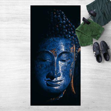 Vinyl-Teppich - Delhi Buddha - Hochformat 1:2