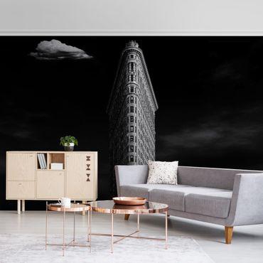 Metallic Tapete  - Flatiron Building
