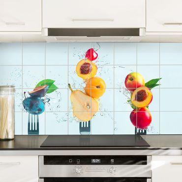 Fliesenbild - Fruchtsalat
