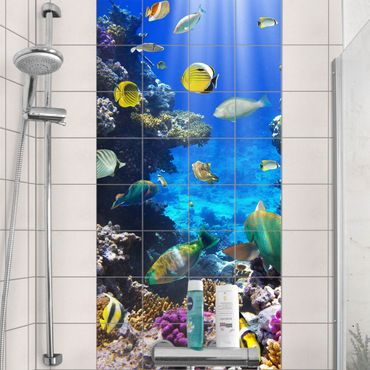 Fliesenbild - Underwater Dreams