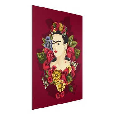 Forexbild - Frida Kahlo - Rosen