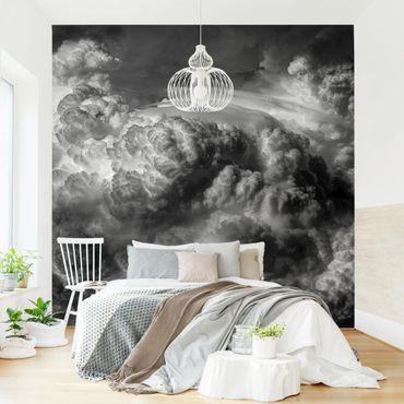 Fototapete - Ein Sturm zieht auf