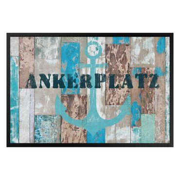 Fußmatte - Ankerplatz