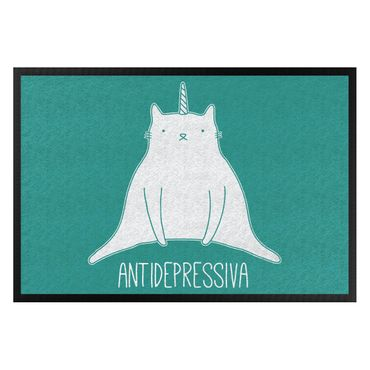 Fußmatte - Antidepressiva
