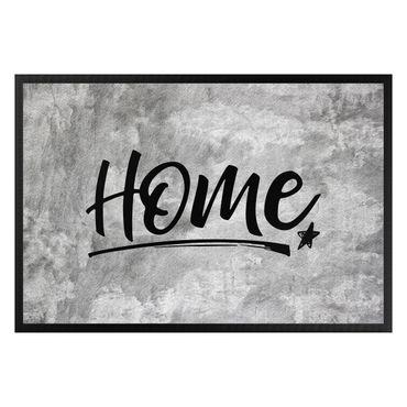 Fußmatte - Home Betonoptik