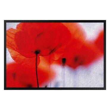 Fußmatte - Magic Poppies