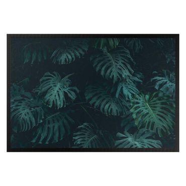 Fußmatte - Monstera Jungle