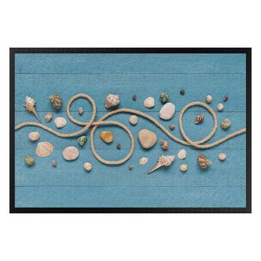 Fußmatte - Strandfunde