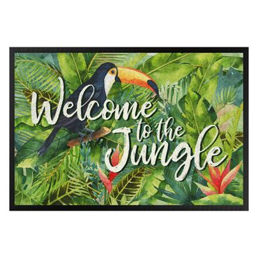 Fußmatte - Welcome to the Jungle