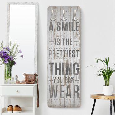 Garderobe - A Smile
