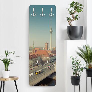 Garderobe - Berlin am Morgen