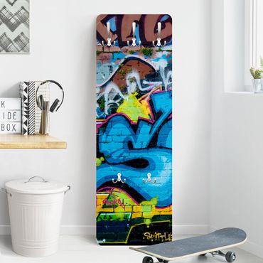 Garderobe - Colours of Graffiti