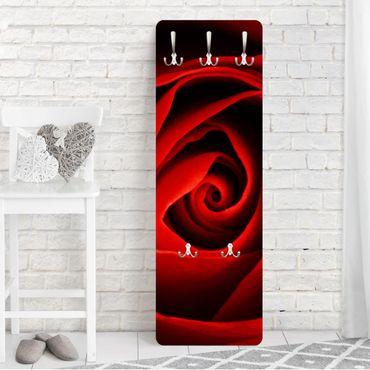 Garderobe - Liebliche Rose - Rot