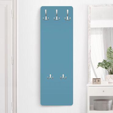 Garderobe - Meerblau
