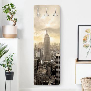 Garderobe New York - Manhattan Dawn - Beige