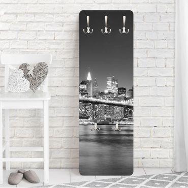 Garderobe New York - Nighttime Manhattan Bridge II