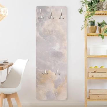 Garderobe - Onyx Marmor Grau