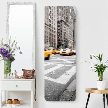 Garderobe - Rasantes New York - Gelb