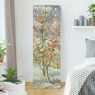 Garderobe - Vincent van Gogh - Blühende Pfirsichbäume