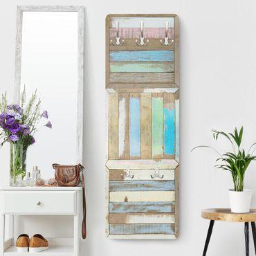 Garderobe Vintage - Rustic Timber - natura maritim