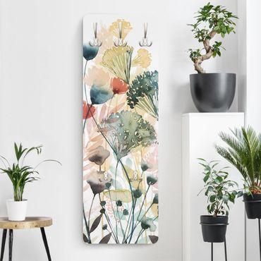 Garderobe - Wildblumen im Sommer I