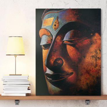 Leinwandbild - Bombay Buddha - Hoch 3:4