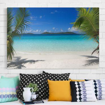 Leinwandbild - Perfect Maledives - Quer 3:2