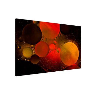 Magnettafel - Astronomisch - Memoboard Querformat