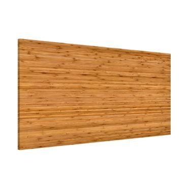 Magnettafel - Bambus - Memoboard Panorama Quer