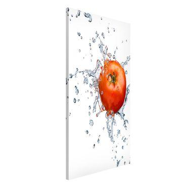 Magnettafel - Frische Tomate - Memoboard Hoch