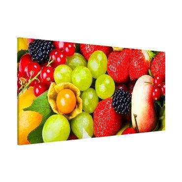 Magnettafel - Fruit Basket - Memoboard Panorama Quer