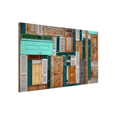 Magnettafel - The Doors - Memoboard Quer