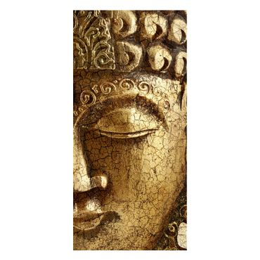 Magnettafel - Vintage Buddha - Memoboard Panorama Hoch