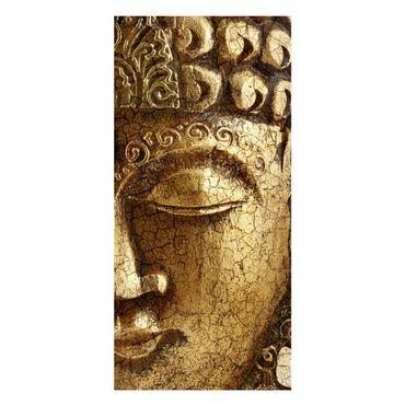Magnettafel - Vintage Buddha - Memoboard Panorama Hoch