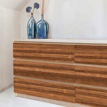 Möbelfolie - Amazakou Holzfolie - Folie für Möbel selbstklebend