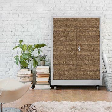 Möbelfolie - Amburana Holzklebefolie - Folie für Möbel selbstklebend