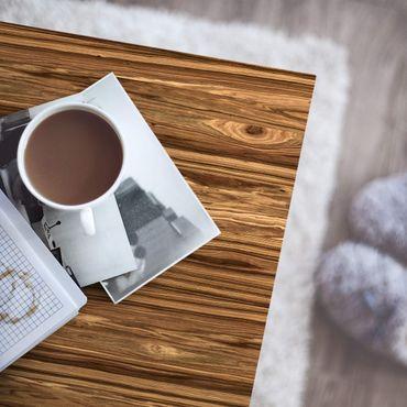Möbelfolie - Macauba Holzfolie - Folie für Möbel selbstklebend