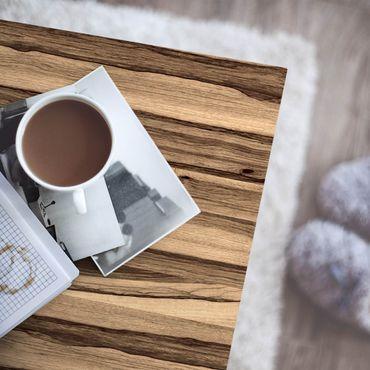 Möbelfolie - Schwarze Olive Holzdekorfolie - Folie für Möbel selbstklebend