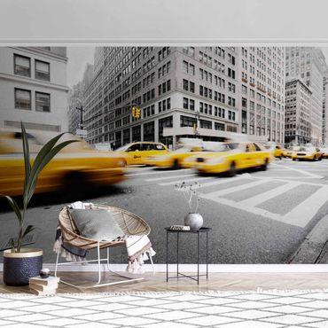Metallic Tapete  - Rasantes New York
