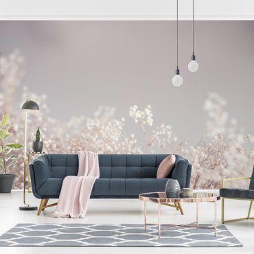 Fototapete - Sanfter Blütentraum