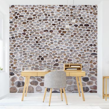 Fototapete Andalusische Steinmauer
