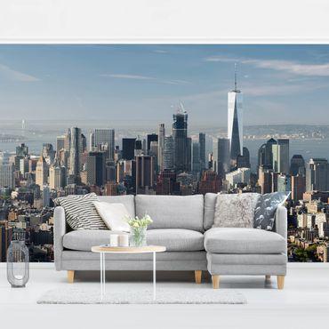 Fototapete - Blick vom Empire State Building