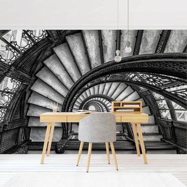 Fototapete - Chicagoer Treppenhaus