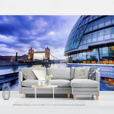 Fototapete Cityhall London