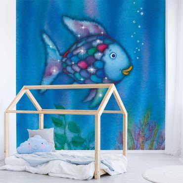 Fototapete Der Regenbogenfisch - Allein im weiten Meer