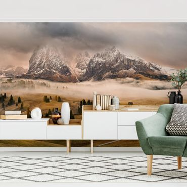 Fototapete Dolomiten Mythen
